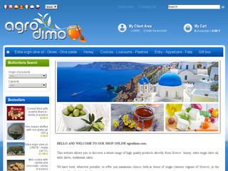 Produits grecs alimentaires boutique en ligne - Colissimo agence haute garonne ...