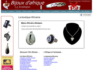 Boutique Africaine