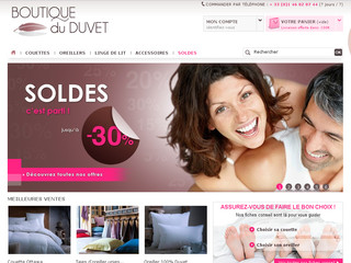 Boutique du Duvet