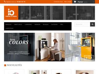 Meuble design objet de d co boutique en ligne - Boutique de decoration en ligne ...