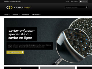 Caviar-only